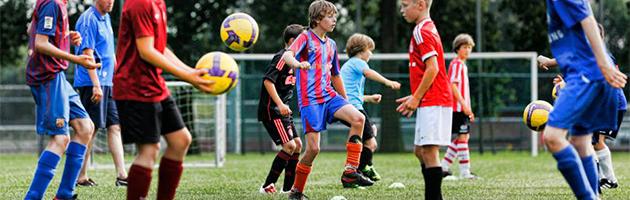 Techniektrainer Nelson de Kok aan de slag bij Brabant-United!
